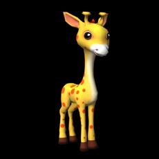 Toon Giraffe for Maya 1.0.0