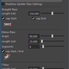 Ninja Pipe for Maya 2.0.0 (maya script)