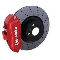 Sport Ventilated Brake System 3D Model