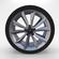 Tesla Model 3 Rim 3D Model