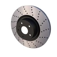 Sport Ventilated Brake Disk 3D Model