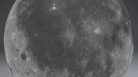 Moon Globe 11k 3D Model
