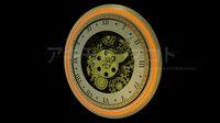 Free kurumi clock 3D Model