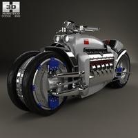 Dodge Tomahawk 2003 3D Model