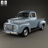 02 50 21 570 ford f  mk1  1 pickup 1948 600 0001 4
