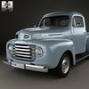 02 50 22 789 ford f  mk1  1 pickup 1948 600 0006 4