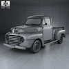 02 50 23 193 ford f  mk1  1 pickup 1948 600 0003 4