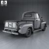 02 50 23 709 ford f  mk1  1 pickup 1948 600 0004 4