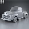 02 50 24 715 ford f  mk1  1 pickup 1948 600 0011 4