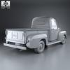 02 50 25 214 ford f  mk1  1 pickup 1948 600 0012 4