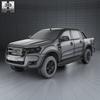 05 29 15 70 ford ranger  mk3f  doublecab 2014 600 0003 4