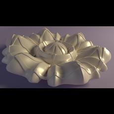 Figure rosette 3D Model