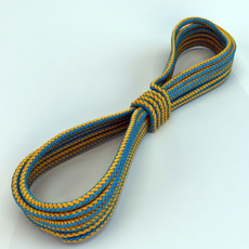 rope for climping 3D Model