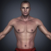 23 33 54 47 realistic male street fighter 02 4
