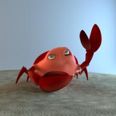 Crab Rig 1.0.0 for Maya