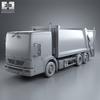03 29 38 195 mercedes benz econic  mk1  garbage truck rolloffcon 3axle 2009 600 0011 4