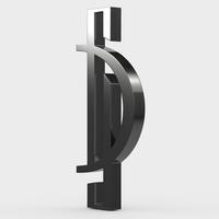 domanoff logo 3D Model