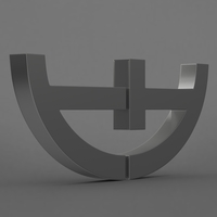 trendhouse logo 3D Model