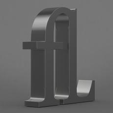 faberlic logo 3D Model