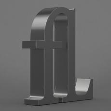 faberlic logo 3D Model