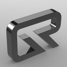 gover logo 3D Model