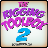The Rigging Toolbox 2 2.0.5 for Maya (maya script)