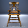 Free Wood Chair free 3D Model