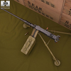 Browning M2 3D Model