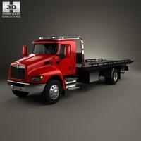 Kenworth T370 Tow Truck 2009 3D Model