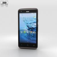Acer Liquid Z410 Black 3D Model