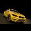 BMW M2 Coupe 3D Model