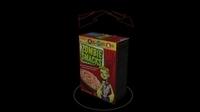 Free Zombie Smacks Box for Maya 1.0.0