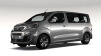 Peugeot Traveller L2 2017 3D Model
