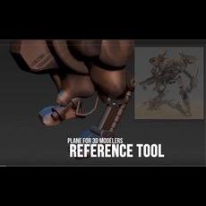 Reference ImageTool for 3dModelers 2.0.0
