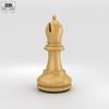 05 00 18 109 classic chess bishop white 600 0001 4