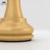 05 00 20 371 classic chess bishop white 600 0009 4