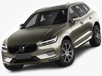3D Volvo XC60 2018 3D Model