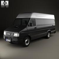 Iveco Daily Panel Van 1996 3D Model