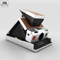Polaroid SX-70 3D Model