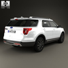 05 50 09 182 ford explorer  mk5f   u502  platinum 2015 600 0002 4