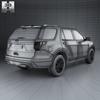 05 50 09 641 ford explorer  mk5f   u502  platinum 2015 600 0004 4