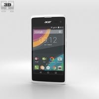 Acer Liquid Z220 White 3D Model