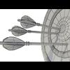 22 51 12 523 arrow target 5 4