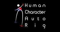 Human Character Rig in 1 minute (skeleton, rig & bind skin in 1 minute) for Maya 3.0.0 (maya script)