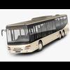 Setra S418LE business bus 3D Model