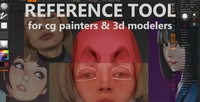 Reference ImageTool for 3dModelers & CGPainters 2.7.0
