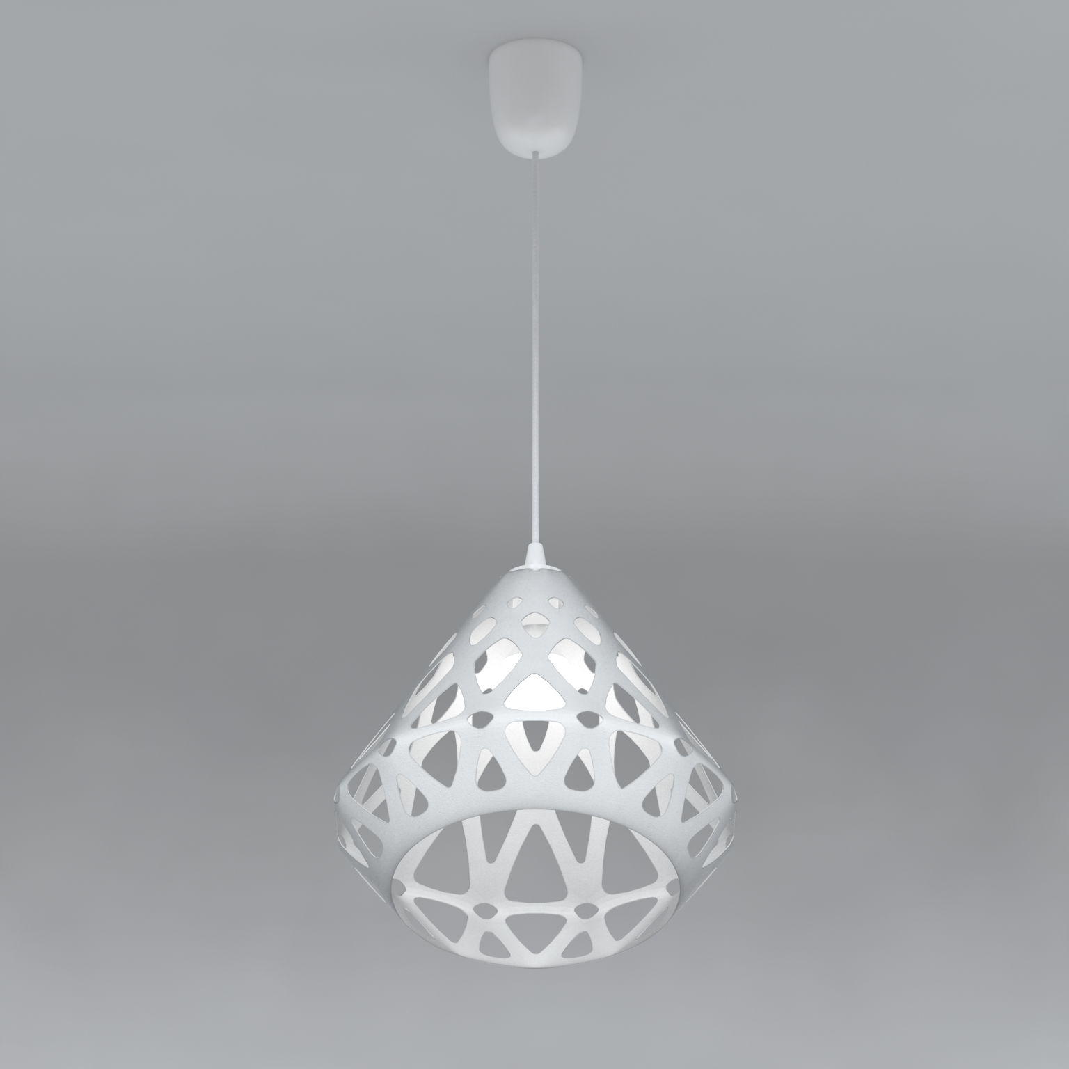 Pendant Light ZAHA LIGHT 3D Model