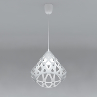 Free Pendant light ZAHA LIGHT 3D Model