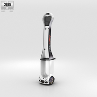 Audi ART Robot 3D Model