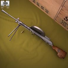 DP-27 3D Model